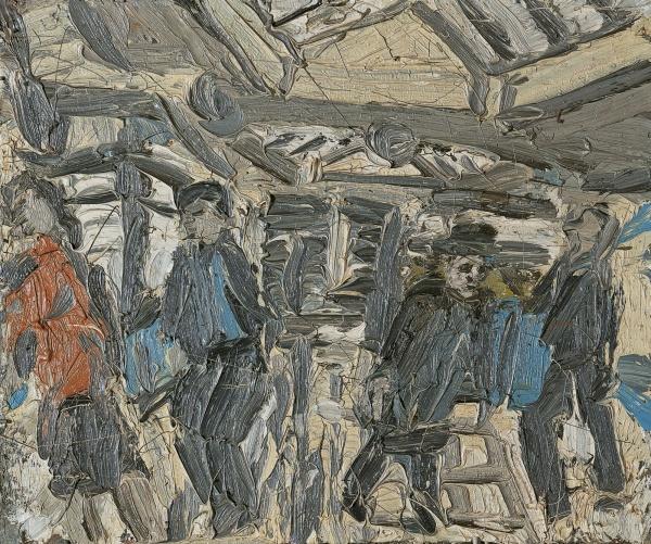 Музей Тиссена-Борнемисы (Мадрид) (Часть 3)
