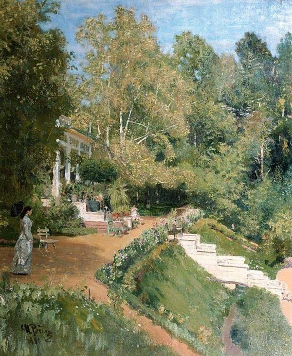 Vasiliy Polenov Paintings (148 фото)