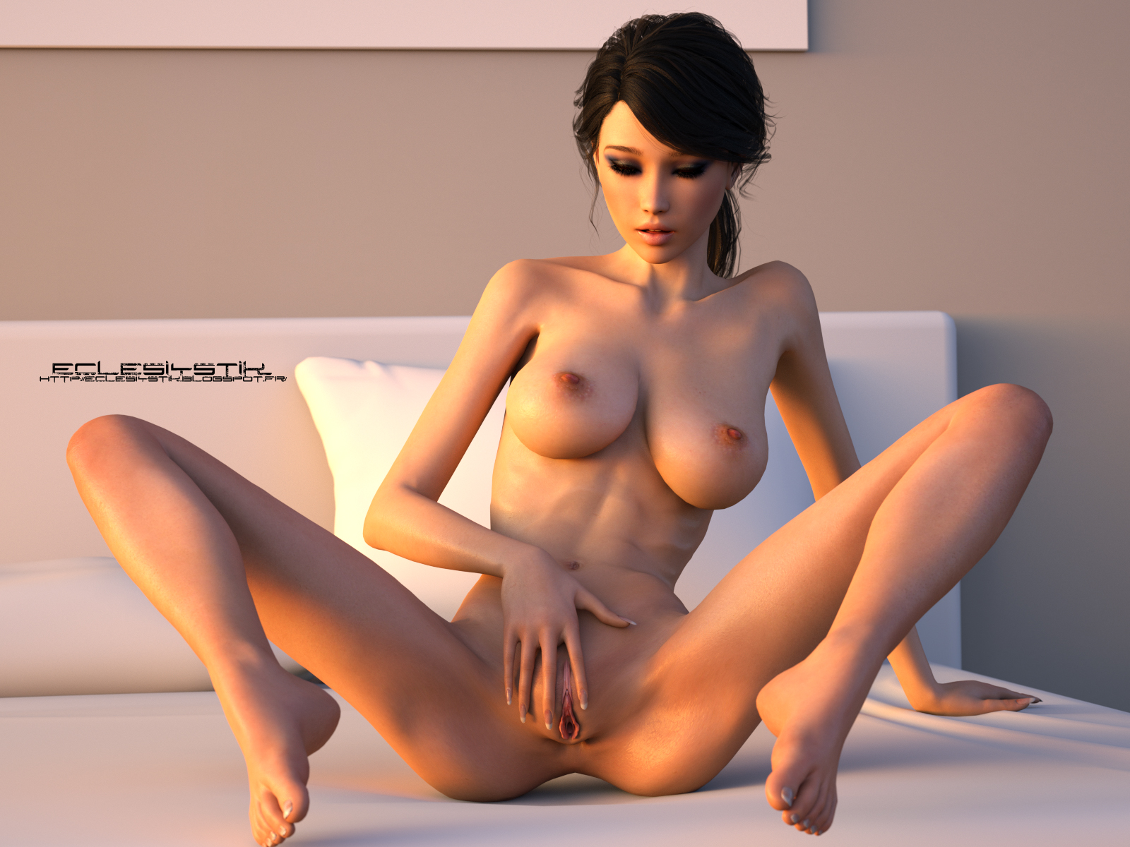 Tifa nude 3d model download sex video