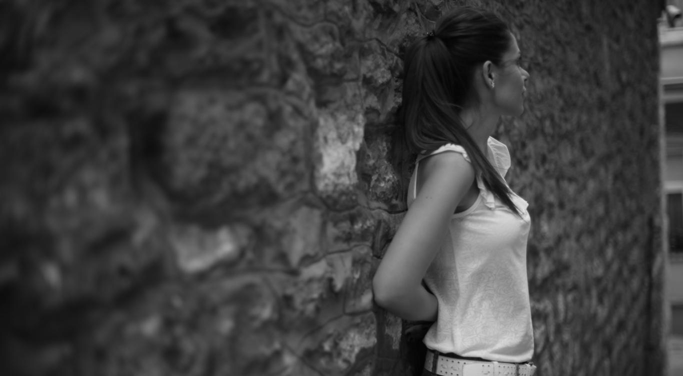 Фото картинки чёрно белые девушки брюнетки 2 фотография