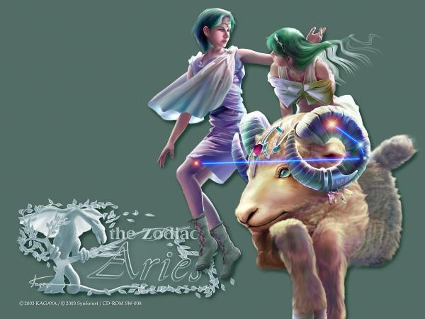 Знаки зодиака и несколько картин Kagaya (100 фото)