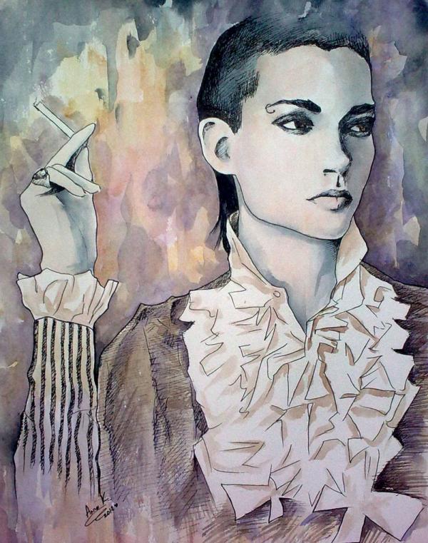 Anna Kandelaki (Georgia) (50 фото)