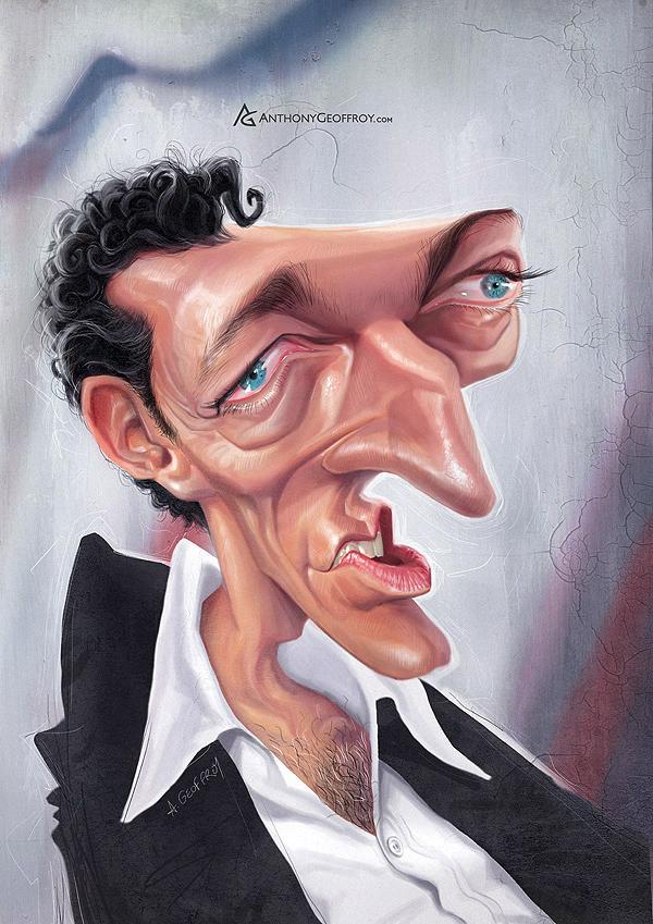 Карикатуры - Anthony Geoffroy (France) (67 фото)