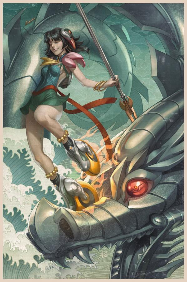 Работы художников - Stanley Lau (Artgerm) (186 фото)