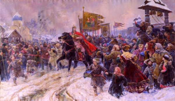 Русские художники - Авилов Михаил Иванович (38 фото)