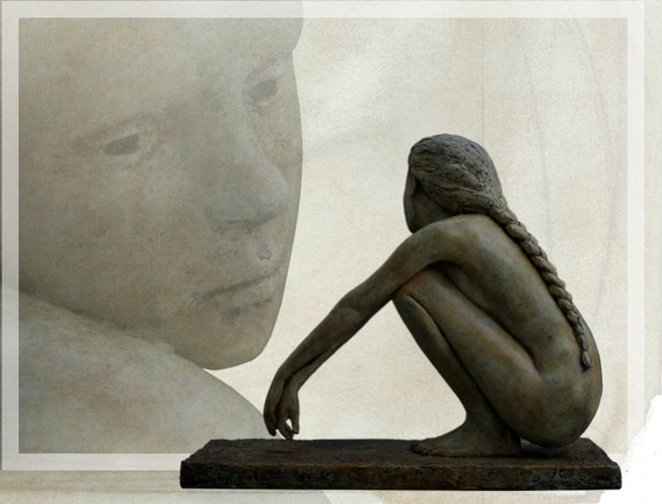 Скульптор Berit Hildre (51 фото)
