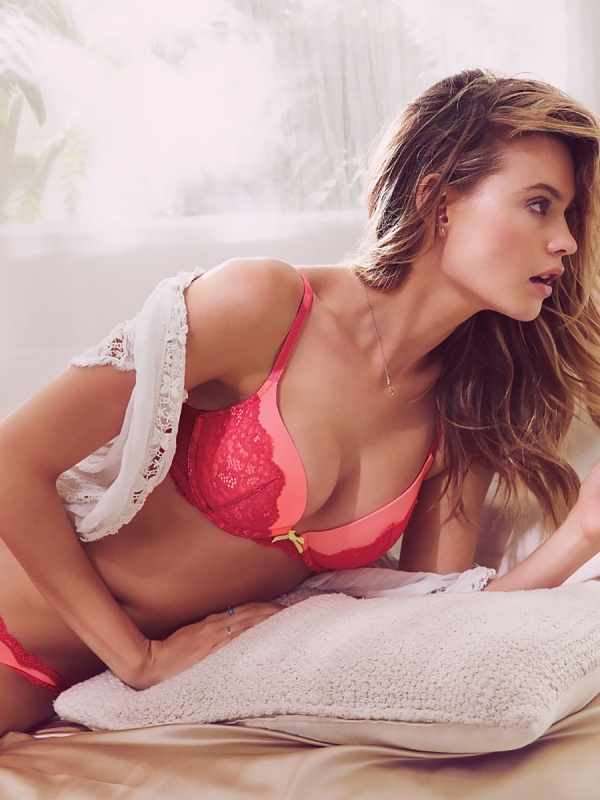 Behati Prinsloo - Victoria's Secret Photoshoots 2015 Set 2 (89 фото)