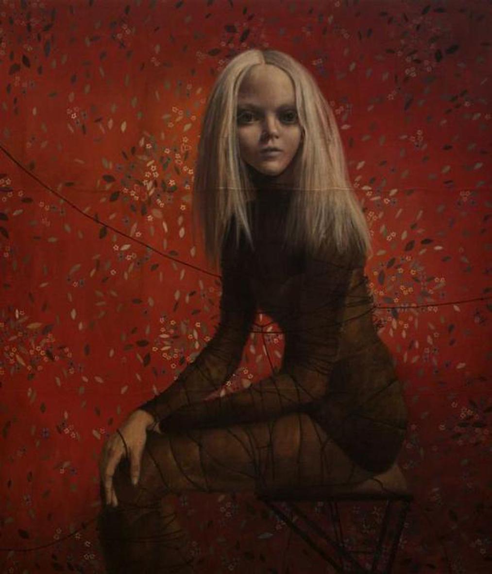 Хрупкая девушка фото 3 фотография