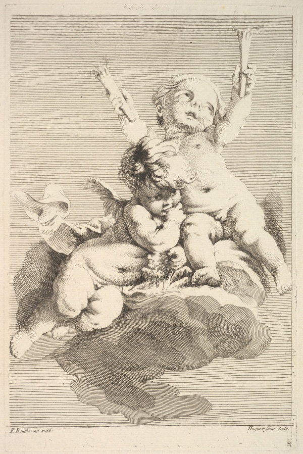 Cupids, Loves, Angels - Children