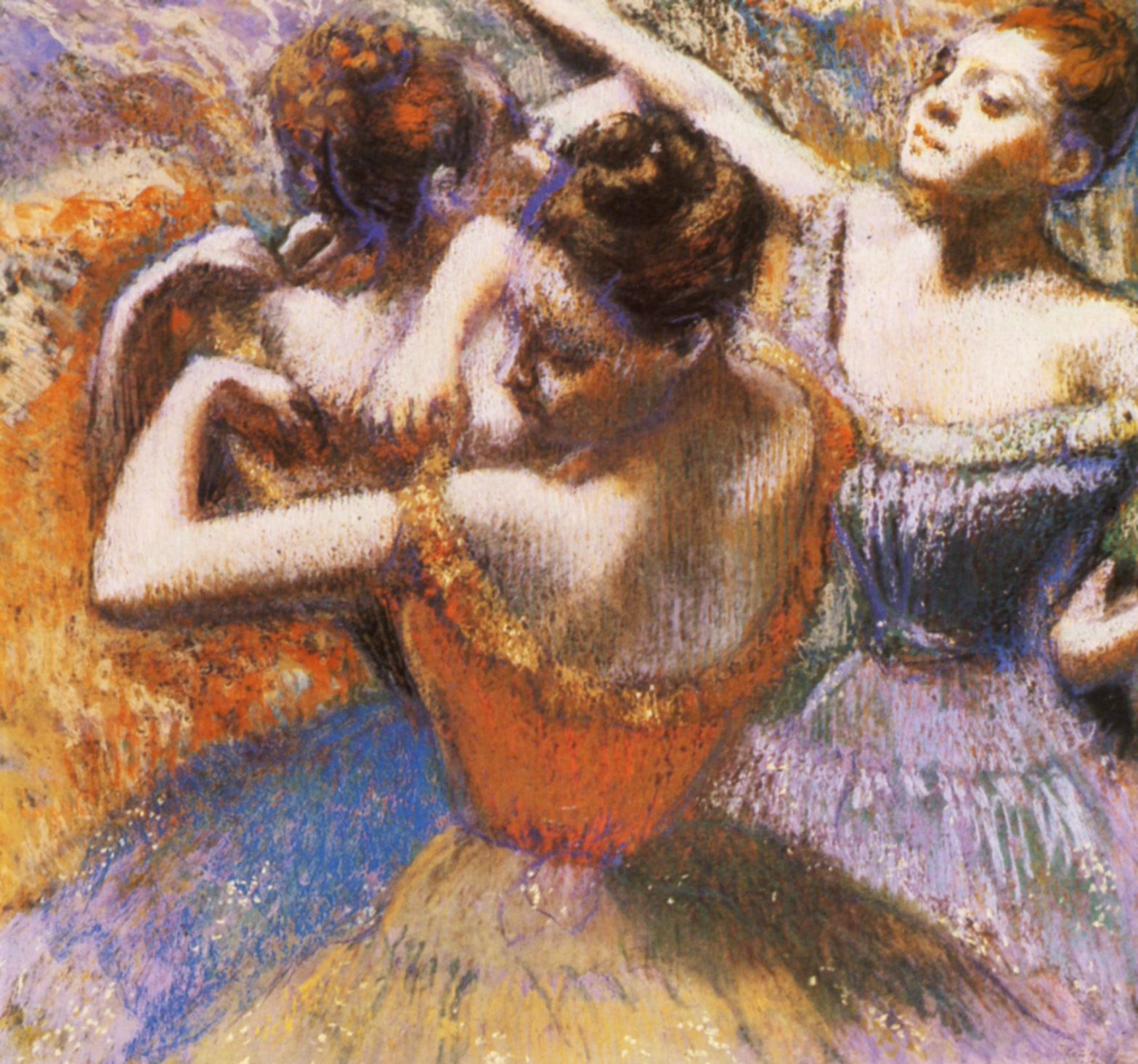 a biography of french artist edgar degas