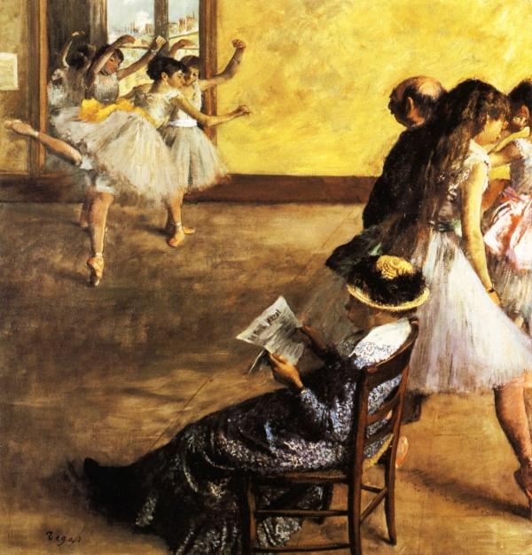 Работы художника Эдгар Дега (Edgar Degas)