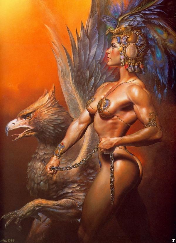 картинки художников фэнтези эротика-ке1