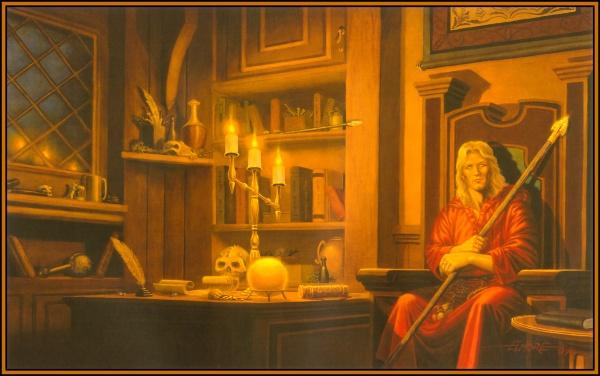 Фэнтезийные работы художников (часть 3) (1012 фото)
