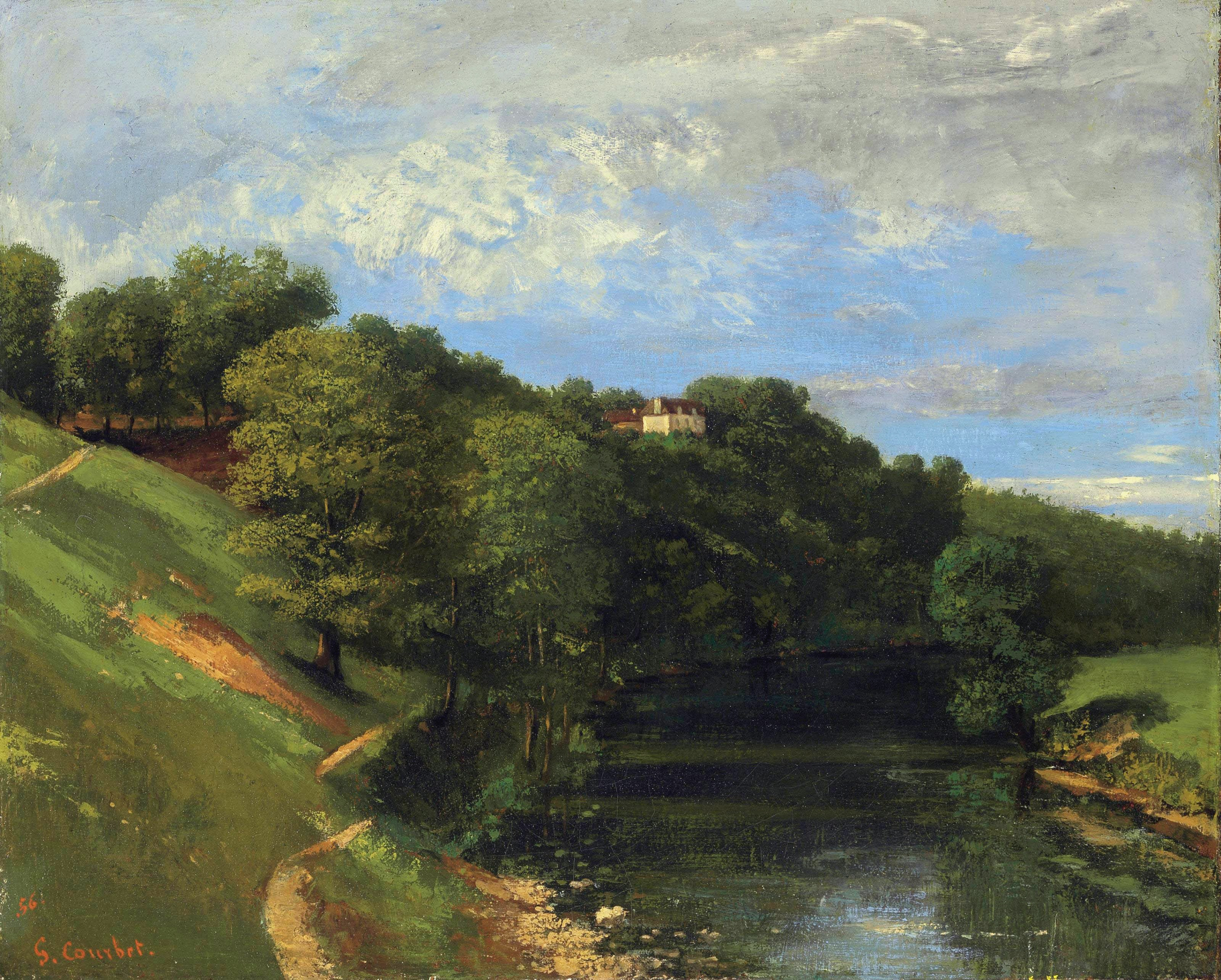 gustave courbet essay