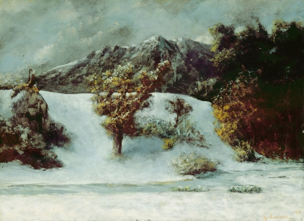 ������ ��������� Gustave Courbet (������ �����) vol4