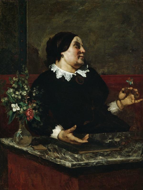 Работы художника Gustave Courbet (Гюстав Курбе) vol2 (47 фото)