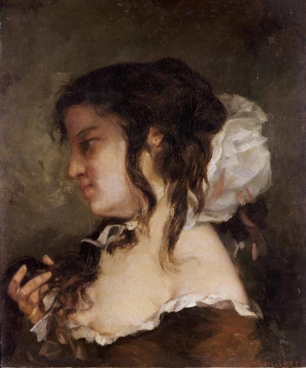 Работы художника Gustave Courbet (Гюстав Курбе) vol4 (53 фото)