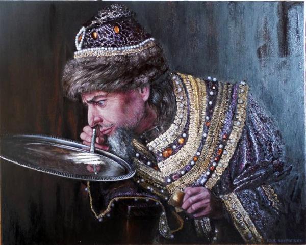 Художник Игорь Навроцкий (39 фото)