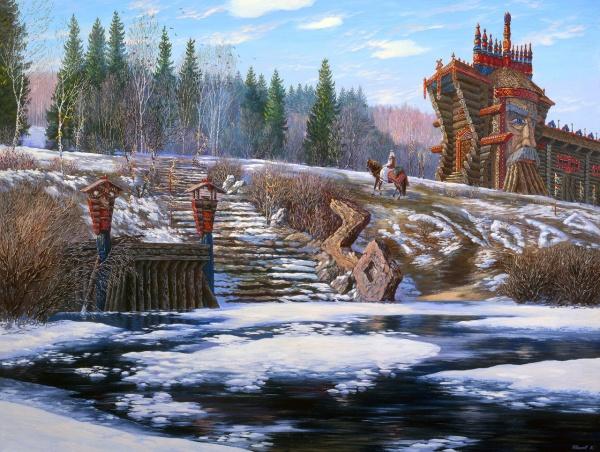 Работы художника Всеволод Иванов (64 фото)