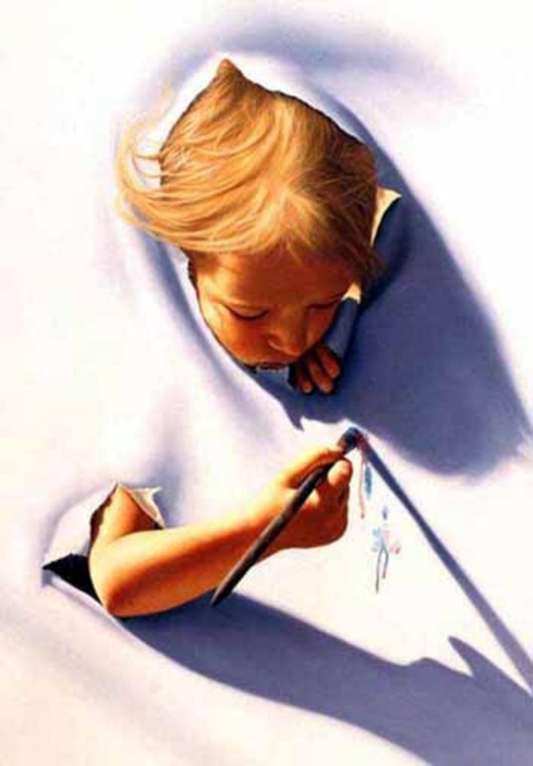 Картины художника Джима Уоррена (183 фото)