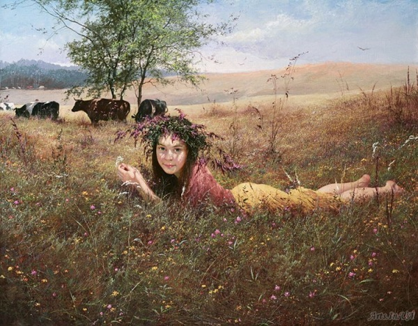 Коллекция работ Юрий Клапоух (78 фото)