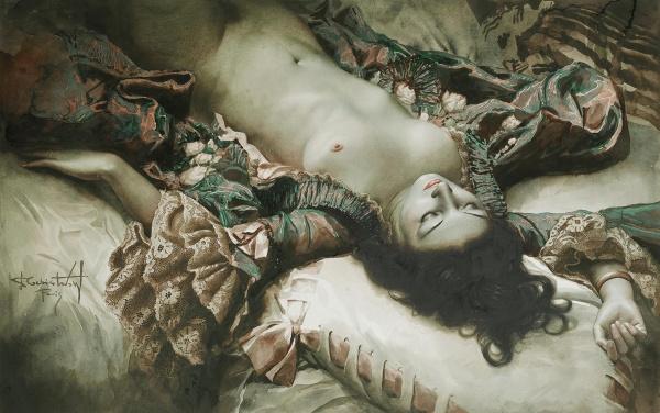 Работы художника Лев Чистовский (Lev Chistovkiy) (1 часть)