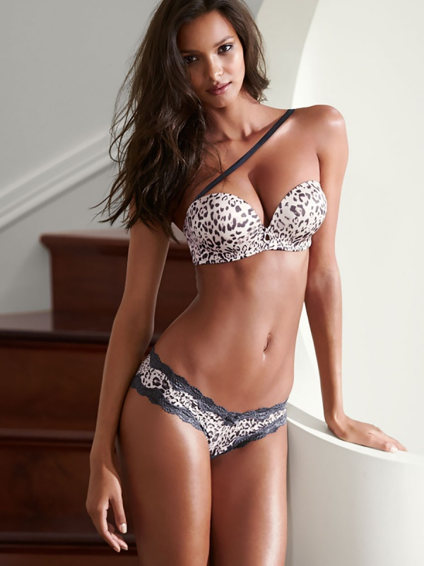 Lais Ribeiro - Victoria's Secret Photoshoot 2015 (65 фото)