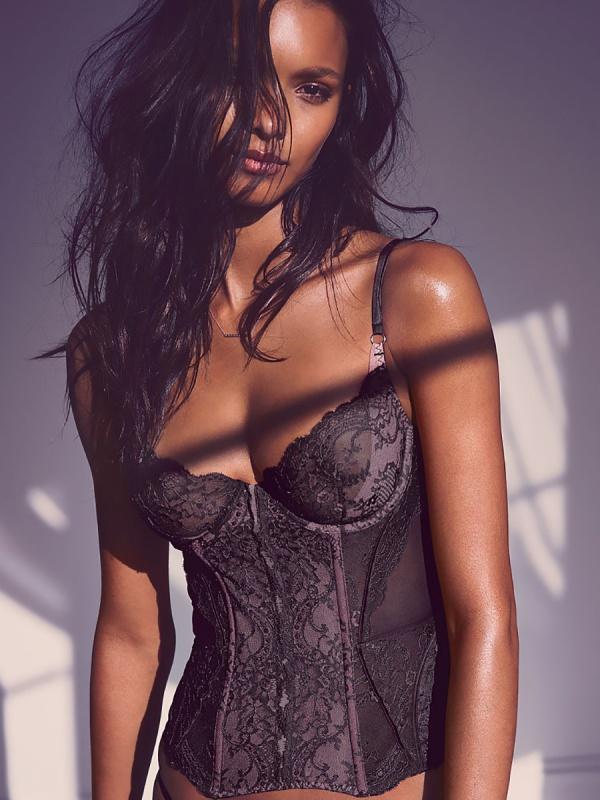 Lais Ribeiro - Victoria's Secret Photoshoot 2015 (65 фото)