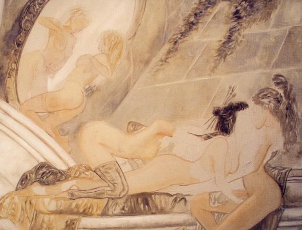 Фэнтезийные картины - Луис Ройо (Luis Royo) (213 фото)