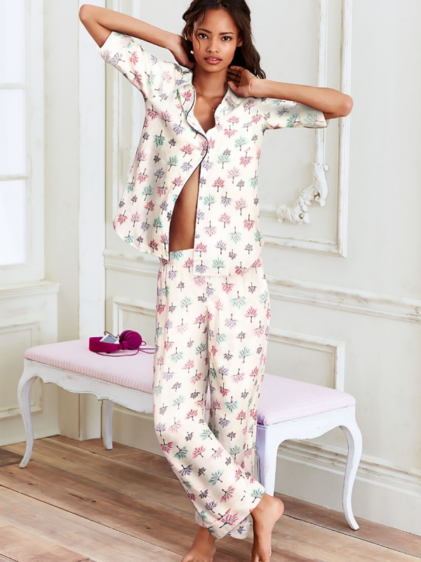 Malaika Firth - Victoria's Secret Photoshoots 2014-2015 (59 фото)