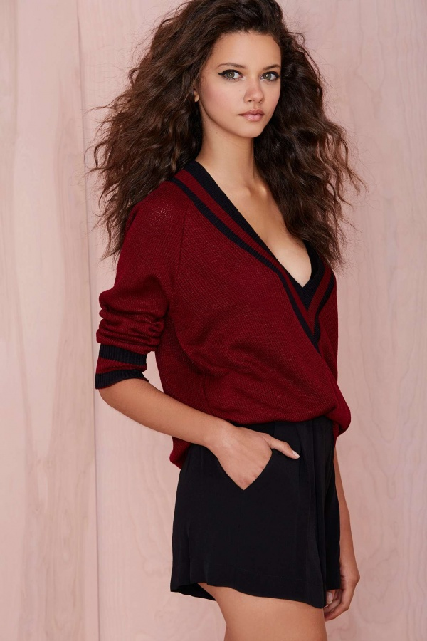 Marina Nery - Nasty Gal Collection (162 фото)