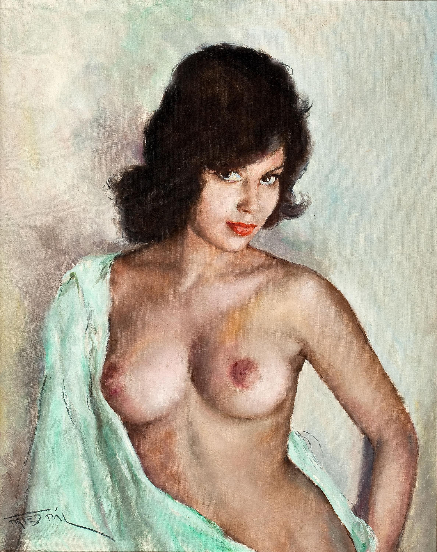 Голые женщины на картинах известных художников Читаю
