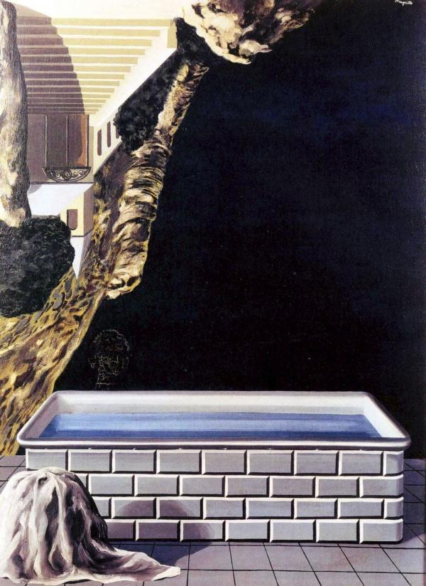 Коллекция лучших работ Рене Магритта (Rene Magritte) (241 фото)