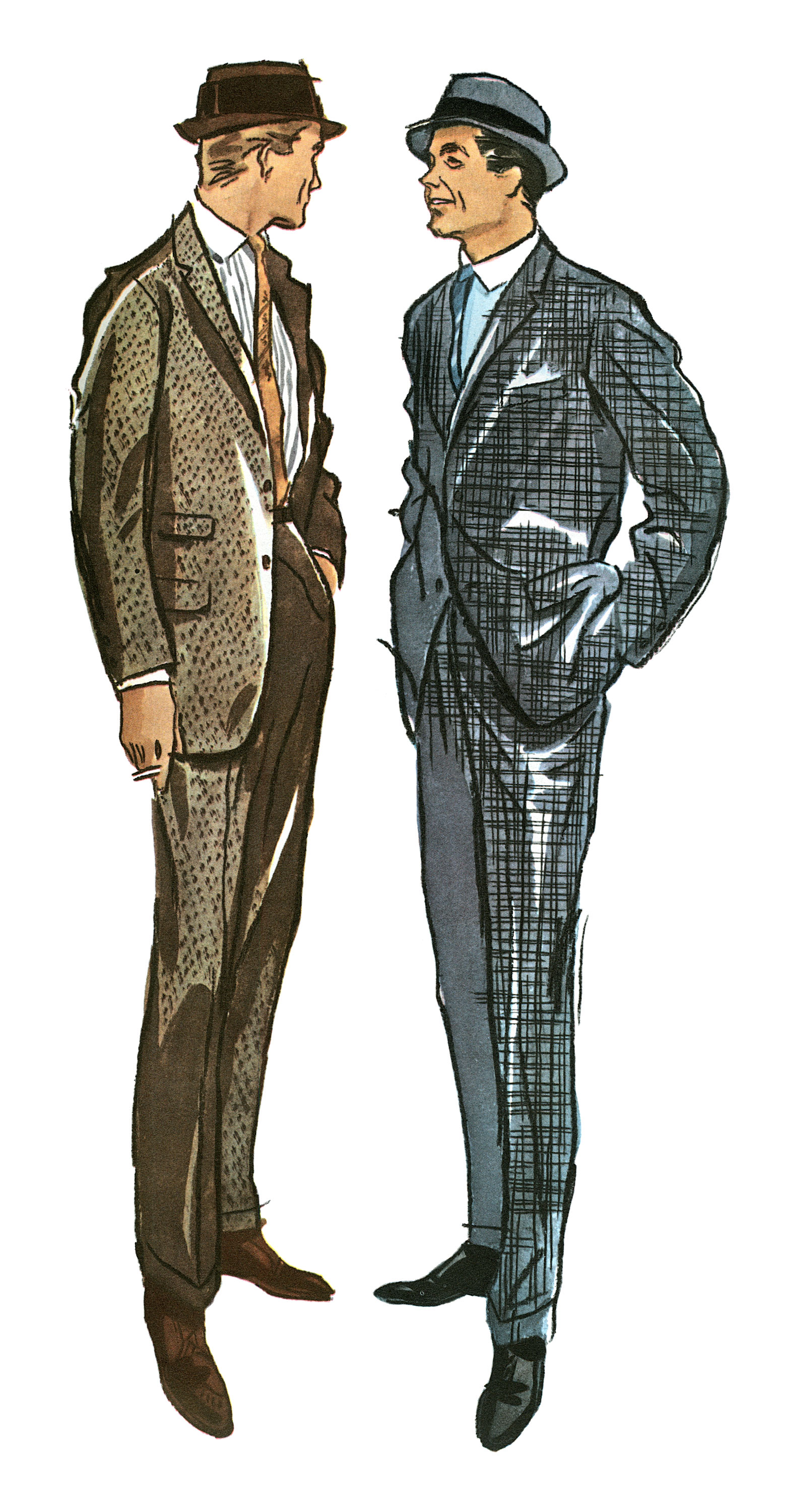 Male fashion in the 1960s 46