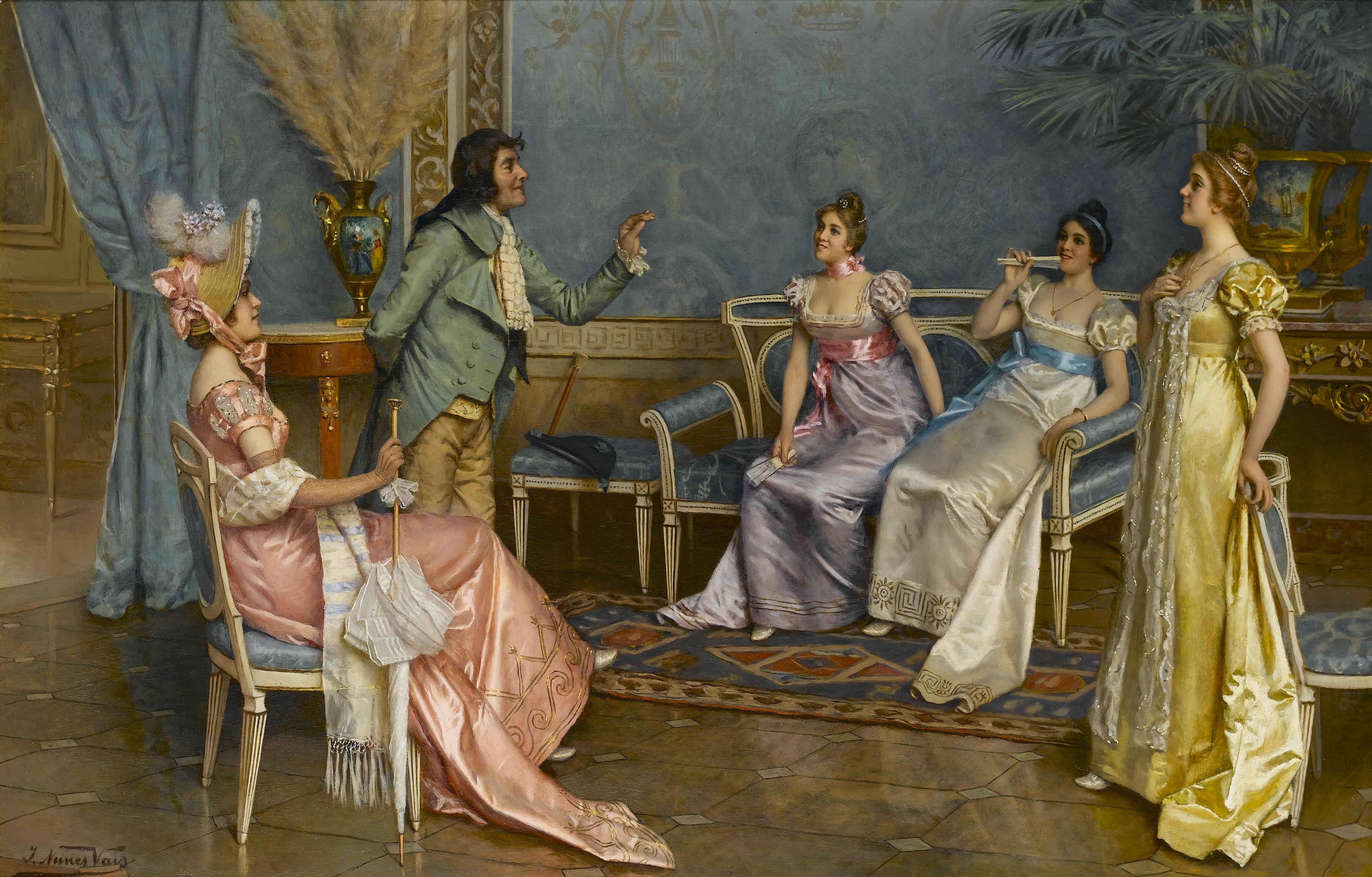 Старая аристократия картинки