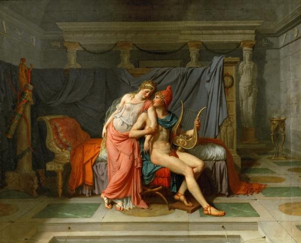 Сборник картин - Романтика и светская жизнь 3 (130 фото)