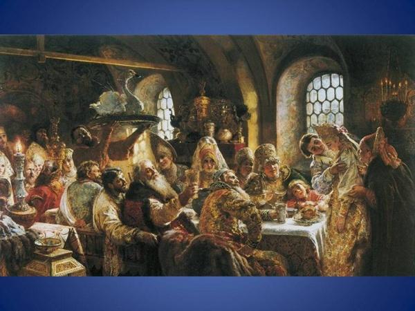 """""""Здесь русский дух..."""" - сборник картин и иллюстраций на тему Русь. (102 фото)"""