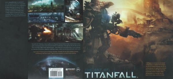 The Art of Titanfall (Artbook) (197 фото)