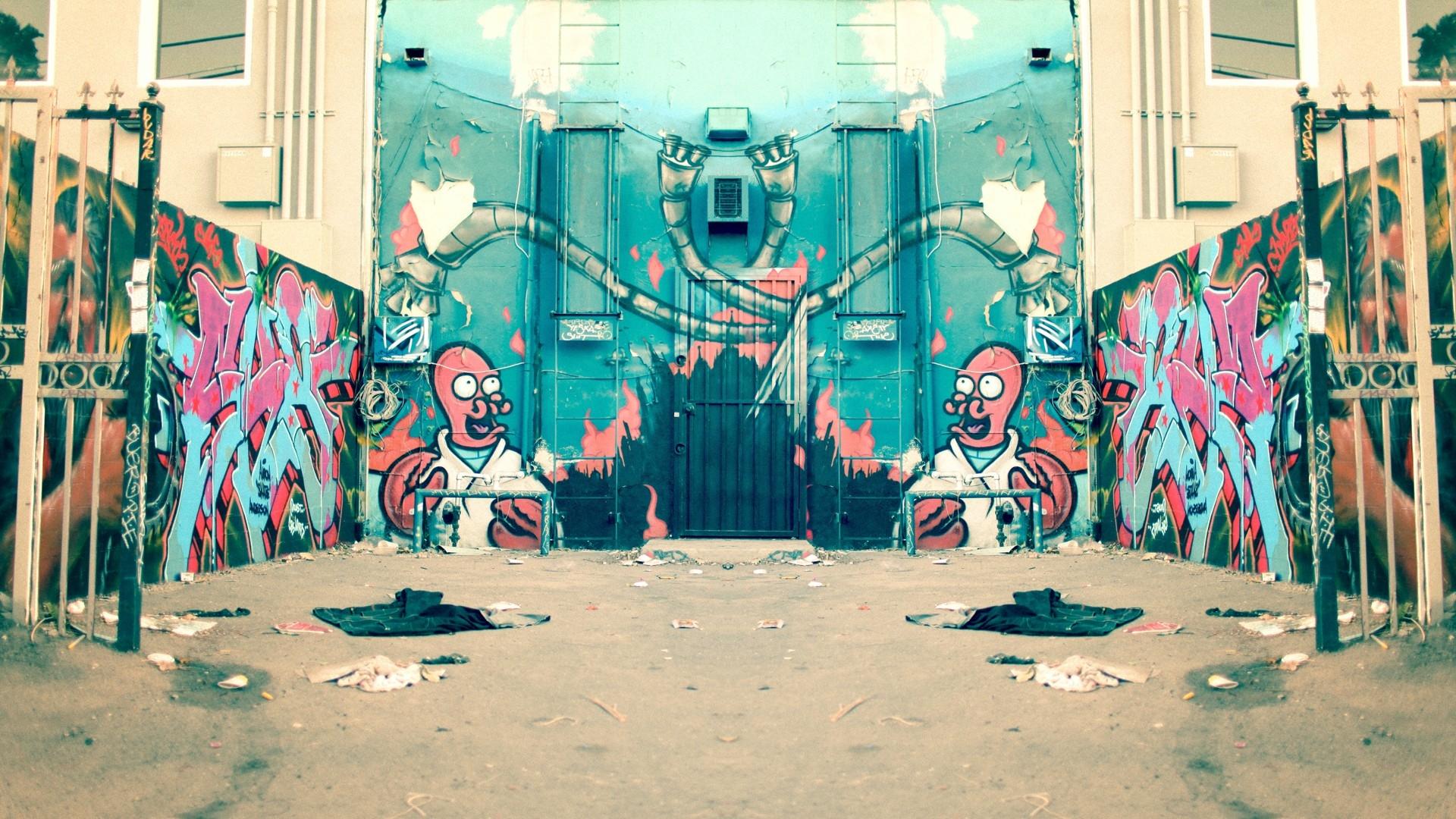 граффити смешные обои фото присяга существует
