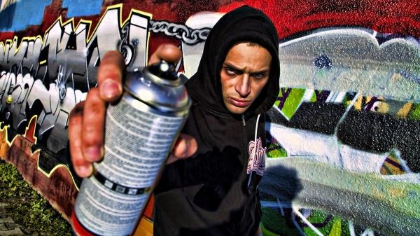 Фотоподборкa на тему Граффити (100 фото)