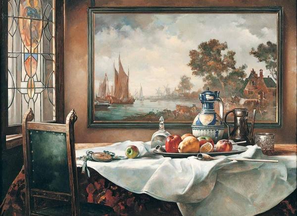 Живопись: Шедевры мастеров искусства 2 (446 фото)