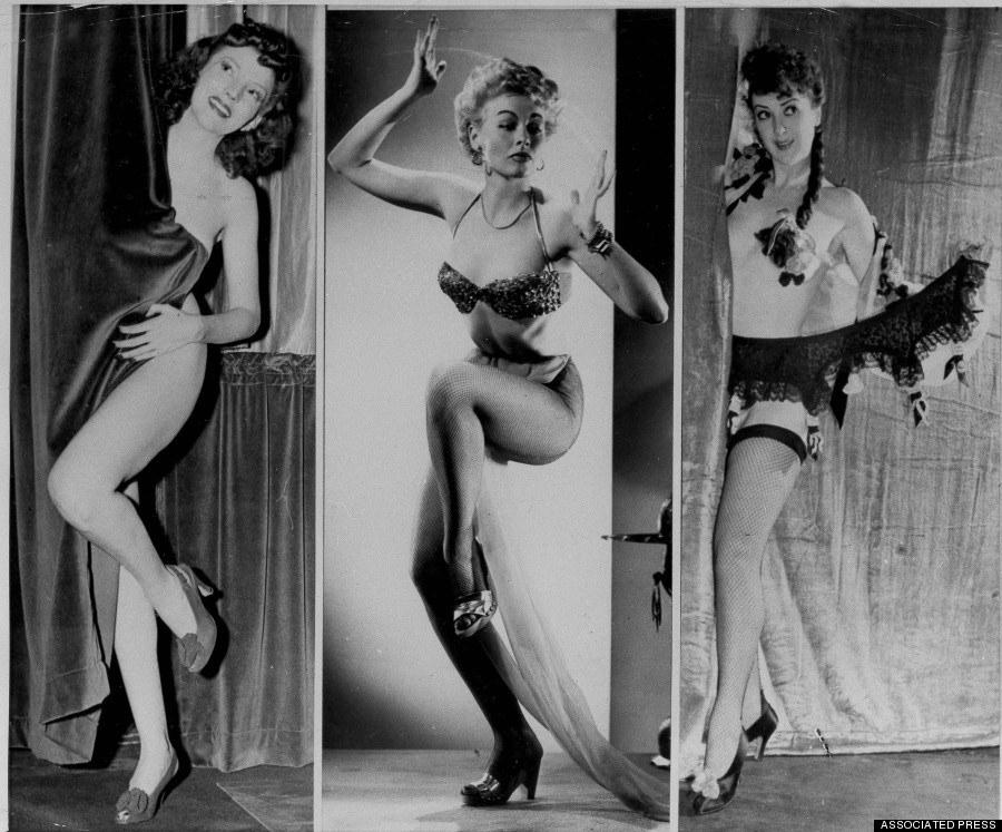 Танцовщицы в обнаженке фото 620-884