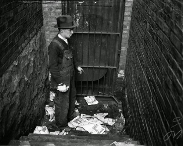 Начало ХХ века. Чикаго (32 фото)