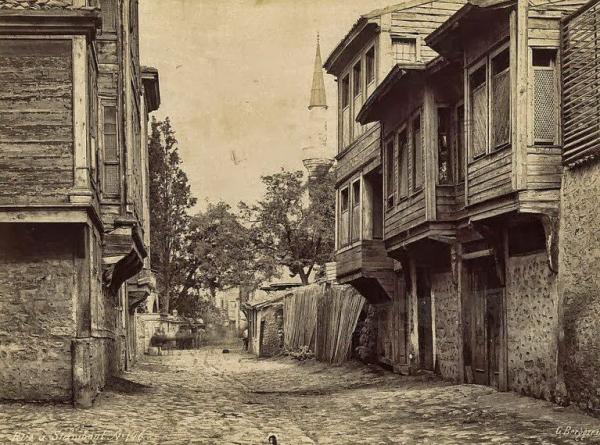 Стамбул XIX-й век (20 фото)