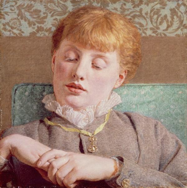Английский художник Albert Joseph Moore (1841-1893) (70 фото)