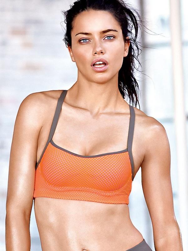 Adriana Lima - Victoria's Secret Photoshoot 2014 Set 5 (49 фото)