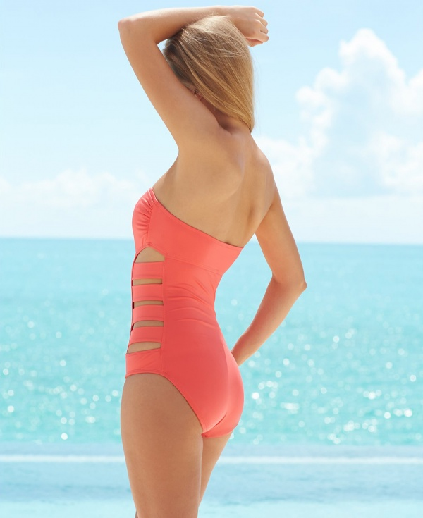 Alexandria Morgan - Swimwear for Macy's (24 фото)
