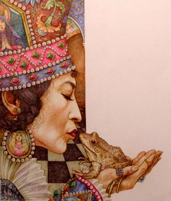 Иллюстратор Anne Yvonne Gilbert (92 фото)