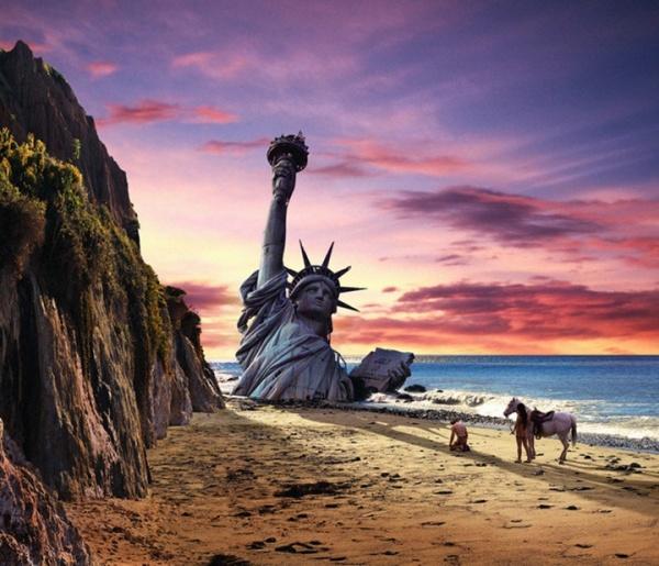 Коллекция работ американского художника Jeff Wack (163 фото)