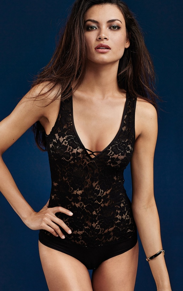 Angela Ruiz - Intimissimi Fall-Winter 2014-15 (19 фото)